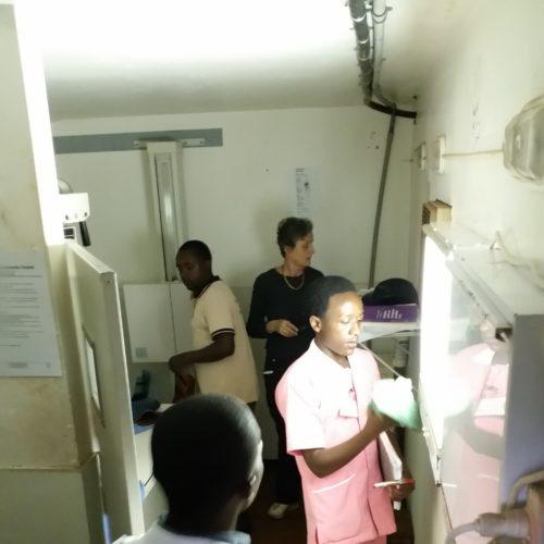Enseignement de la radiologie