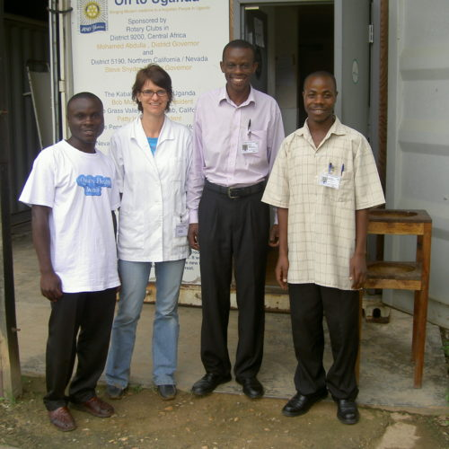 2010 Radiology team