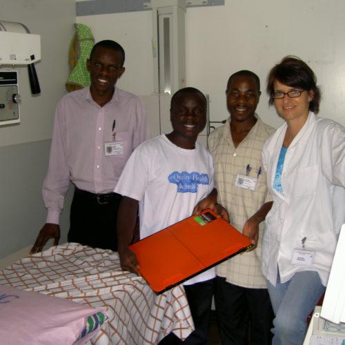 2011 Equipe de radiologie