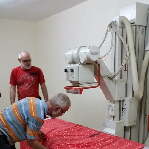 2016 Preparation pour u ne radiographie