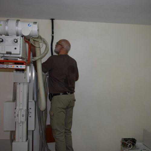 Philippe Besson travaille à notre radiologie