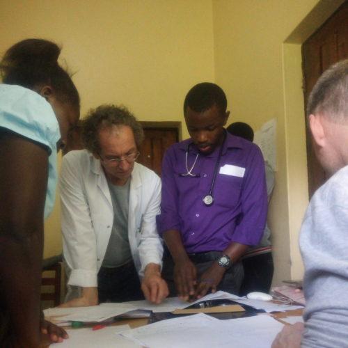 Preoperative consultation